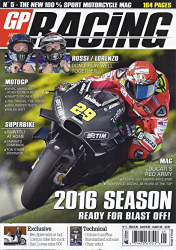 GP Racing Magazine (#5 - March/April/May 2016)
