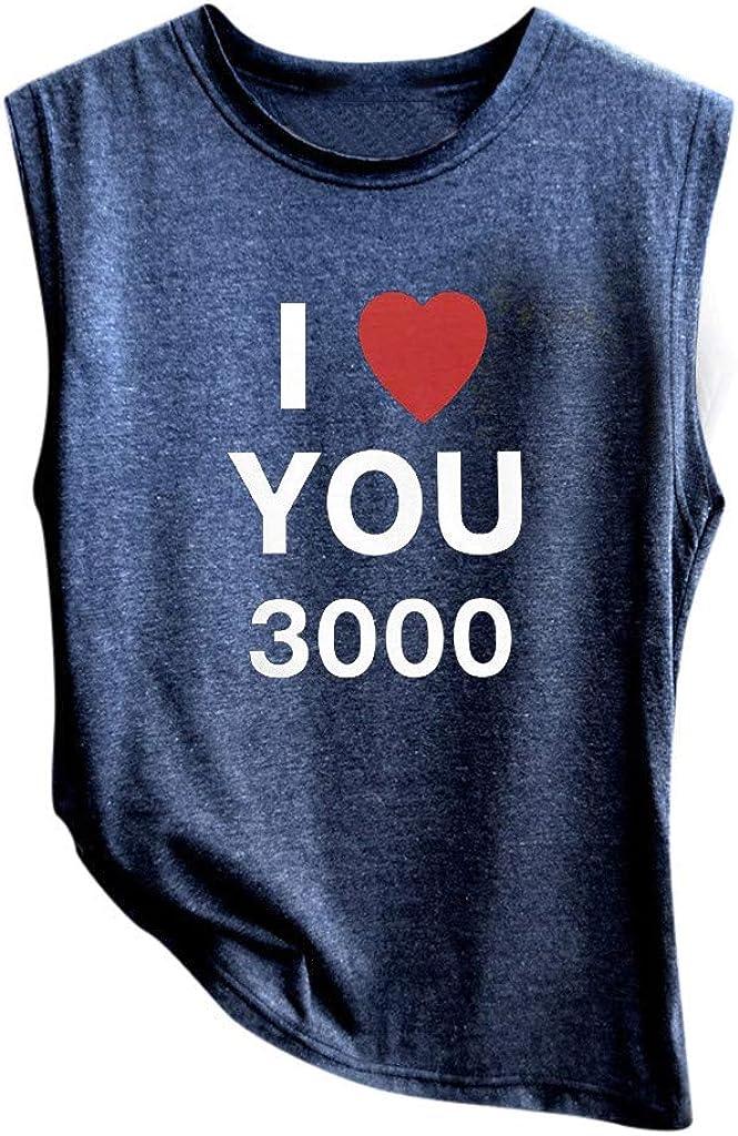 TWGONE I Love You 3000 Tank...
