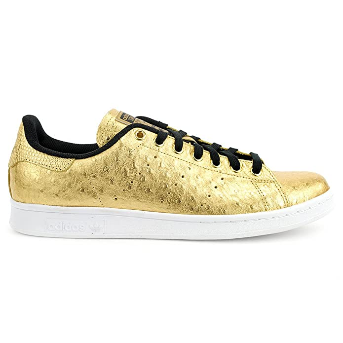 pas cher pour réduction bded4 58d0d netherlands adidas stan smith silver gold metallic 1c8ae 53229