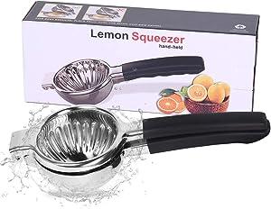 Large Lemon Squeezer Manual Fruit Juicer - Lime Hand Juice Lemon Squeezer Press Citrus Press Juicers Squeezer For Oranges,Lemons,Citrus,Pomegranate,Grape,Watermelon,Etc