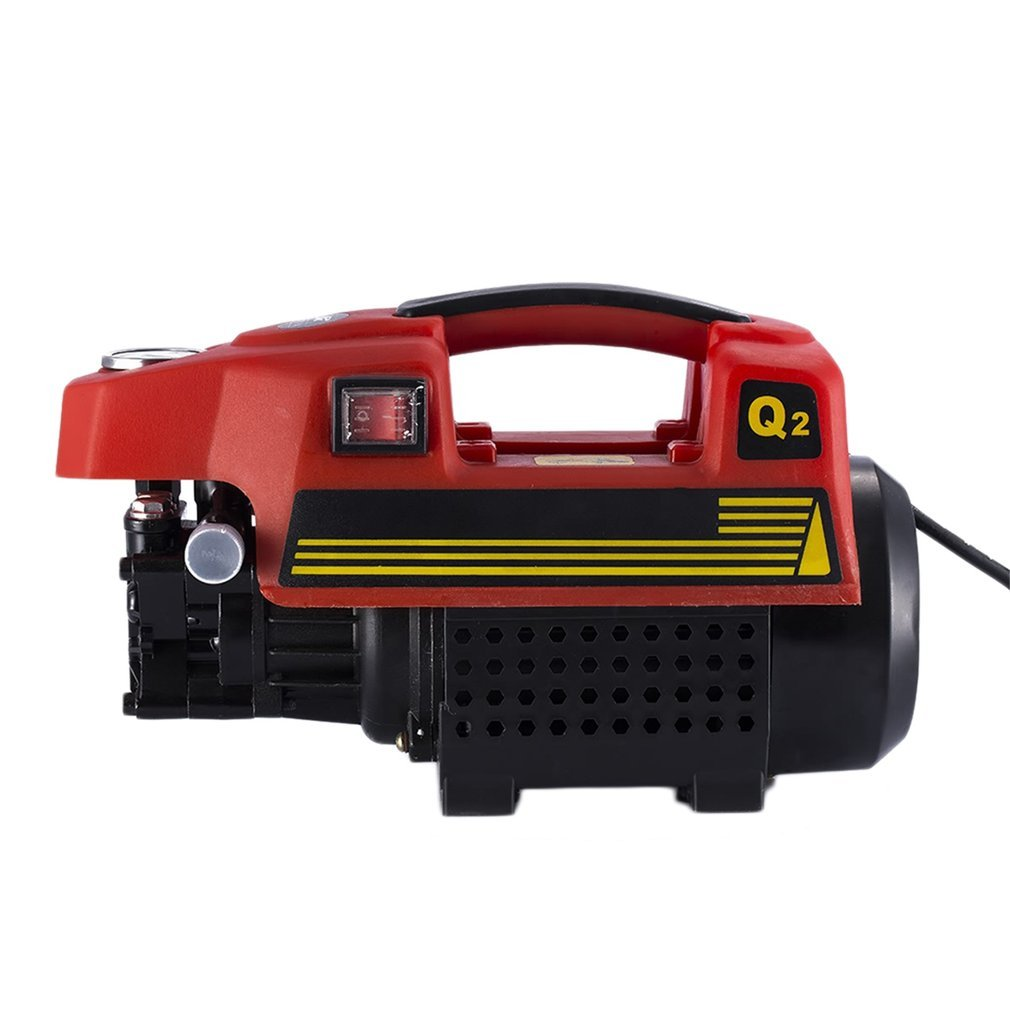 Kath Power Pressure Washer,Portable Electric Power Washer 1500 PSI (Red) by Kath (Image #3)