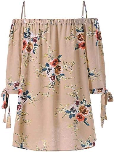 Mujer Camisas Verano Moda Party Shirts Joven Mode De Marca ...