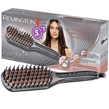 Remington Keratin Protect Straight CB7480 - Cepillo alisador ...