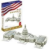 CubicFun - Puzzle 3D Capitolio de Washington (CPA Toy MC074)