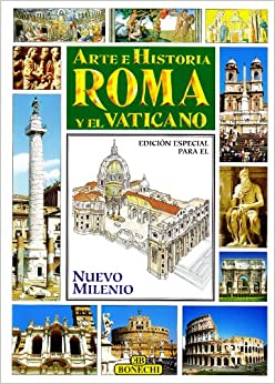 Rome and the Vatican Jubilee Year 2000 (Spanish Language Edition)