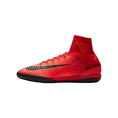 NIKE MercurialX Proximo II DFIndoor Shoes University RED (9.5)