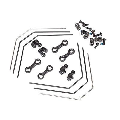 Traxxas 8398 4-Tec 2.0 Sway Bar Kit: Toys & Games
