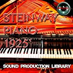 Steinway Piano 1925 - Large, very useful Wave/Kontakt Multi-Layer Studio Samples Library 5.6GB on 2DVD or download from SoundLoad