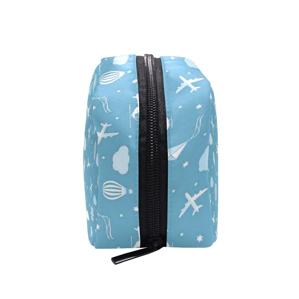 9c930339514a Amazon.com : Jacksome Nursery Cosmetic Bag Makeup Bag Travel for ...