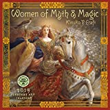 Women of Myth & Magic 2019 Fantasy Art Wall Calendar