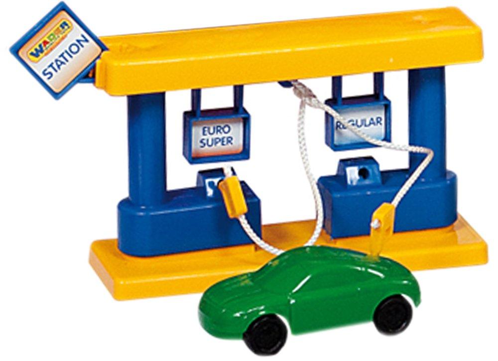 Wader Garage No.1 with Cars