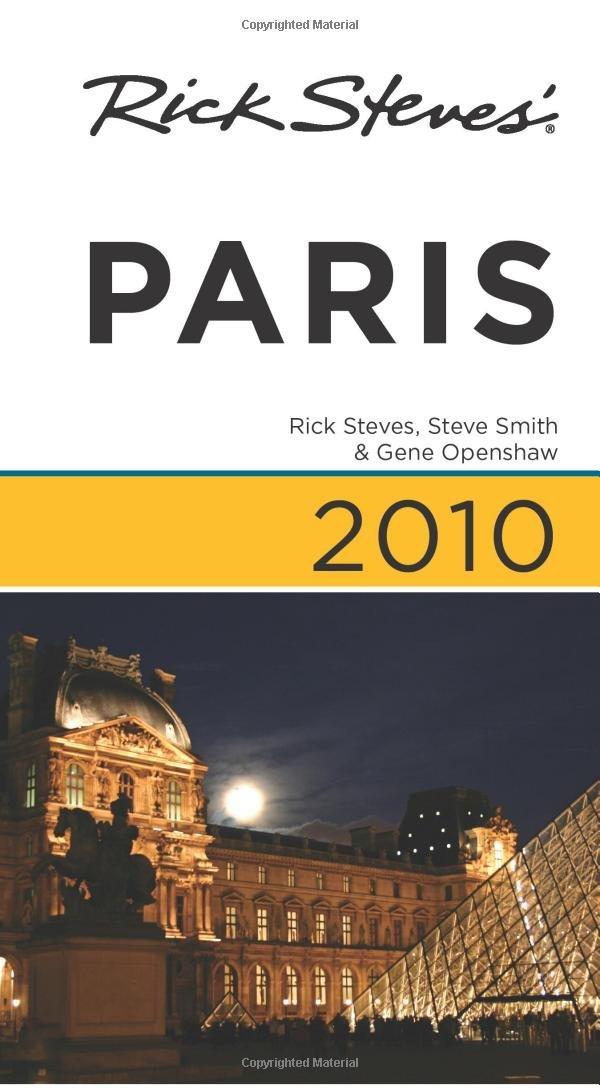 Download Rick Steves' Paris 2010 pdf