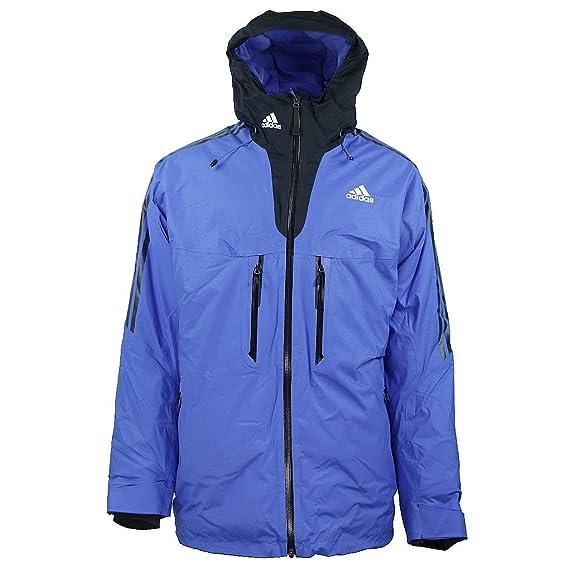 a46536a63f3f adidas Winter Ski Coach Jacket Men Snowboardjacket Padded Warm ...