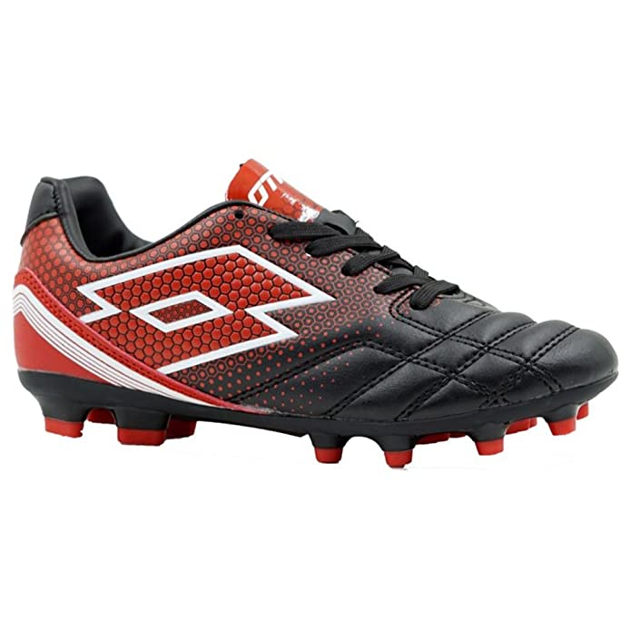 a92a5130b862 Amazon.com | Lotto Kid's Spider 700 XIII FG Soccer Cleats | Soccer
