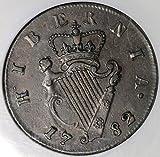 1782 IE Ireland George III British Irish