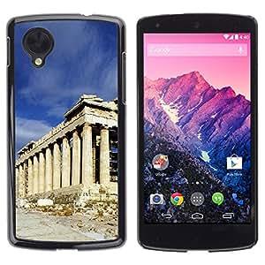"""For LG Nexus 5 D820 D821 , S-type Arquitectura Antigua Roma Edificio"""" - Arte & diseño plástico duro Fundas Cover Cubre Hard Case Cover"""