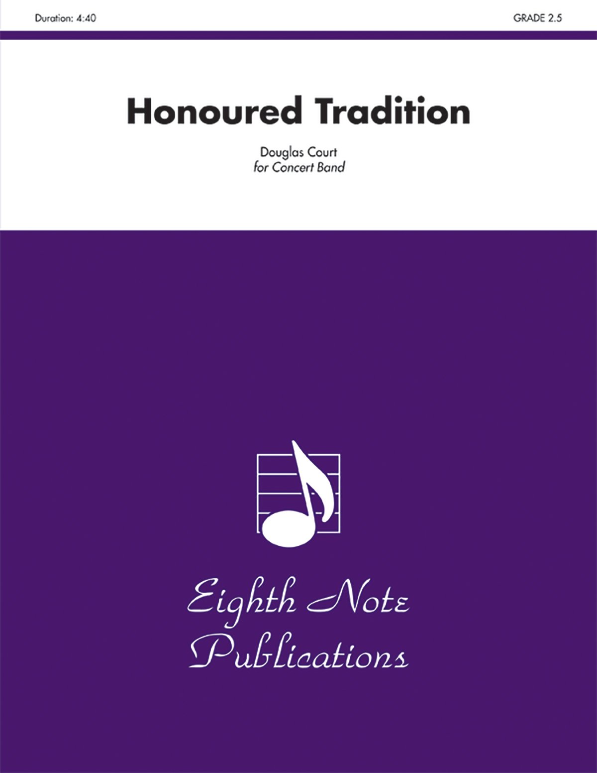 Download Honoured Tradition: Conductor Score (Eighth Note Publications) PDF