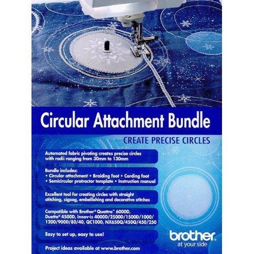 Brother Circular Attachment Bundle