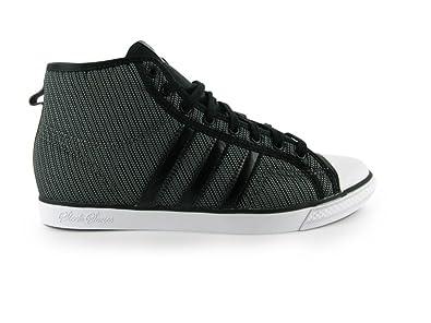 Mid Sleek Neu Nizza Schwarzgraphit Schuhe Adidas W 7Yv6gIybfm