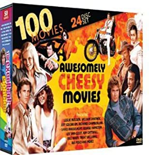 100 Awesomely Cheesy Movies Evel Knievel Hunk Tomboy The Kidnapping Of The