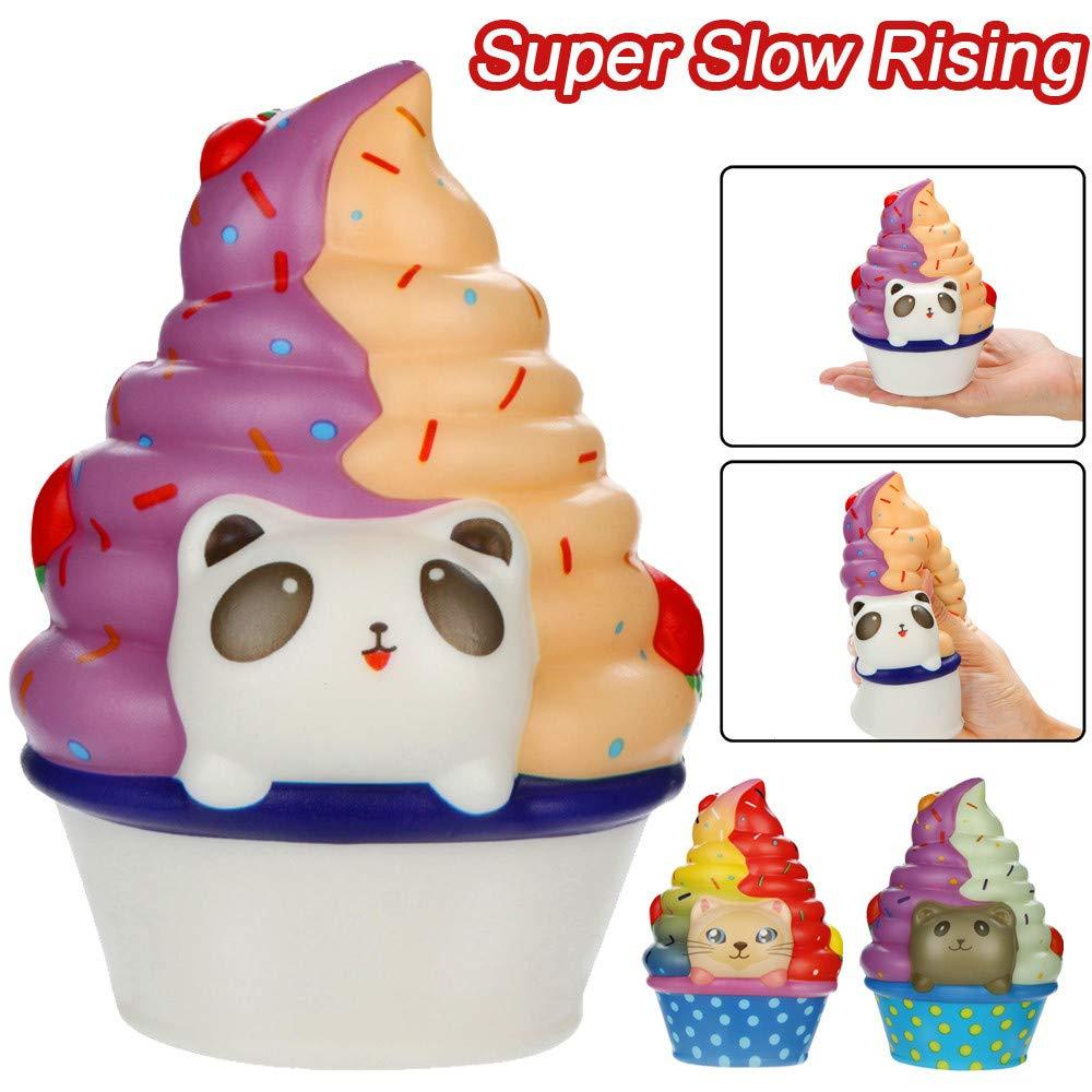 春早割 クリアランス。 DDLmax 減圧玩具 かわいいパンダアイスクリーム クリアランス。 低反発 17 クリームの香り B ストレス解消おもちゃ One size toy 17 B B07N82KH1X, ミニチュアのすぃーとあっぷるぱい:5dc0139d --- a0267596.xsph.ru
