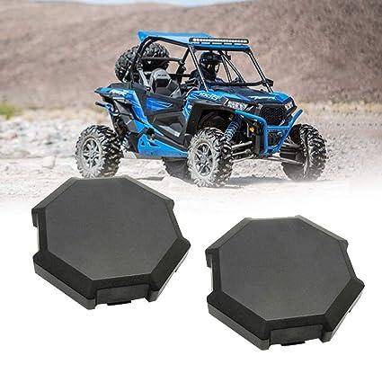 Amazon.com: BUNKER INDUST 2 Pcs Wheel Tire Rim Hub Cap Cover Replacement Part 1522216-655 for Polaris 2014/2015/2016/2017 RZR 1000 900 XP Turbo: Automotive