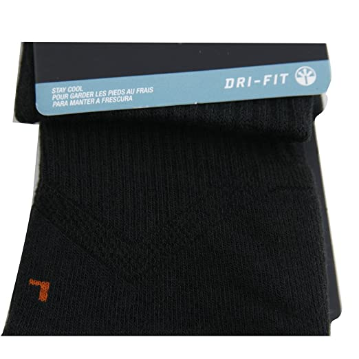 Amazon.com: NIKE Dri Fit Performance Quarter Golf Socks 2017: Sports & Outdoors