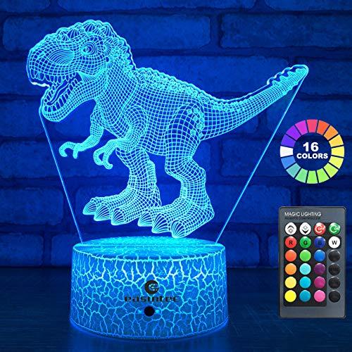 Easuntec Dinosaur Toys 3D