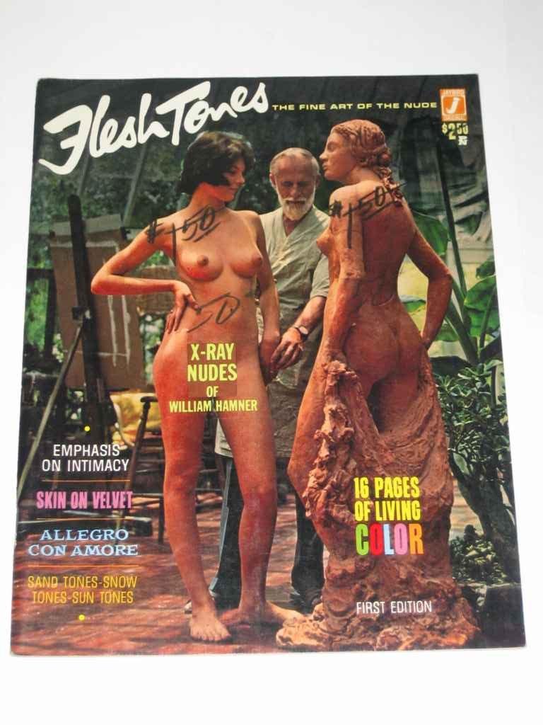 nudistes vintage Twitter