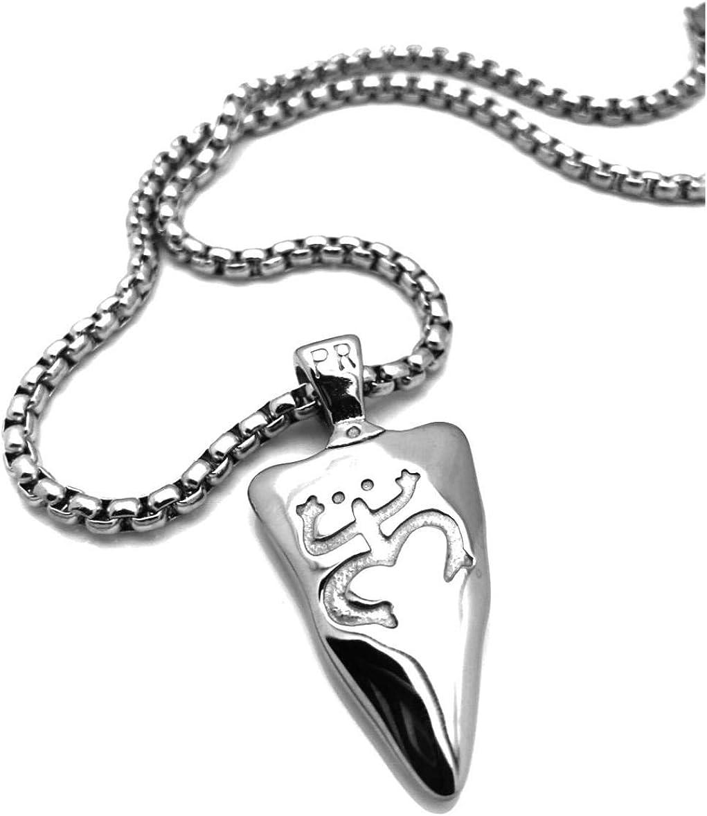 Comedy /& Tragedy R139 Emblem on a 925 Sterling Silver Necklace 16,18,20,26,30