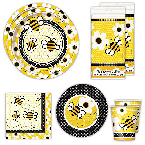 Bee Deluxe Party Packs (For 16 Guests)