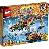 LEGO Legends of Chima 70227 King Crominus' Rescue Building Kit