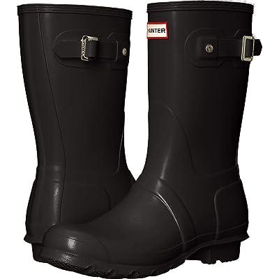 HUNTER Women's Original Short Rain Boot   Mid-Calf