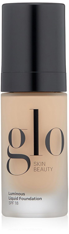 Glo Skin Beauty Luminous Liquid Foundation SPF 18 | 10 Shades | Sheer Coverage, Dewy Finish | 1 fl. Oz.