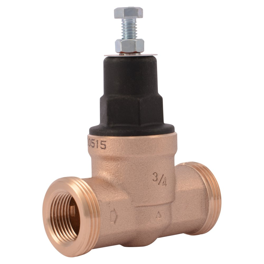 Cash Acme 23881-0045 Pressure Regulator, EB45 Threaded NPT, 3/4''