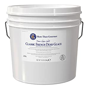 More Than Gourmet Demi-Glace Gold, Classic French, 160 Ounce