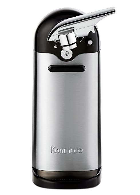 Amazoncom Kenmore 81101 Electric Can Opener In Stainless Steel