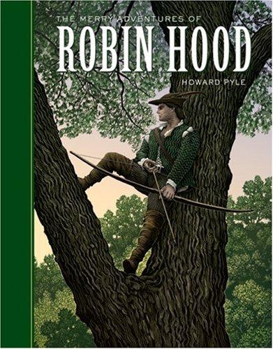 """""""The Adventures of Robin Hood (Sterling Children's Classics)"""" av Howard Pyle"""