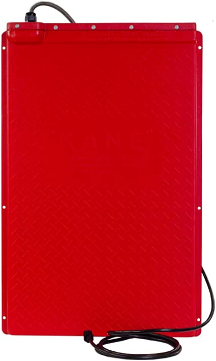 Kane Manufacturing Pet Heat Mat with Thermostat 18x45