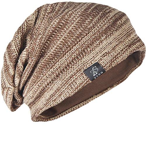 d6caff20a98 Z S Vintage Men Baggy Beanie Slouchy Knit Skull Cap Hat - Buy Online in  Oman.