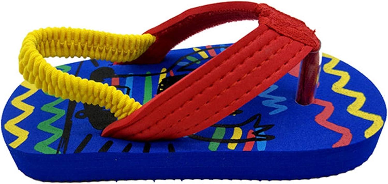 Chanclas Unisex para ni/ños con adorables Zapatos de Playa de dise/ño de Dibujos Animados adecuados para Actividades al Aire Libre de Padres e Hijos en Interiores Sandalias de Verano Dream Bridge