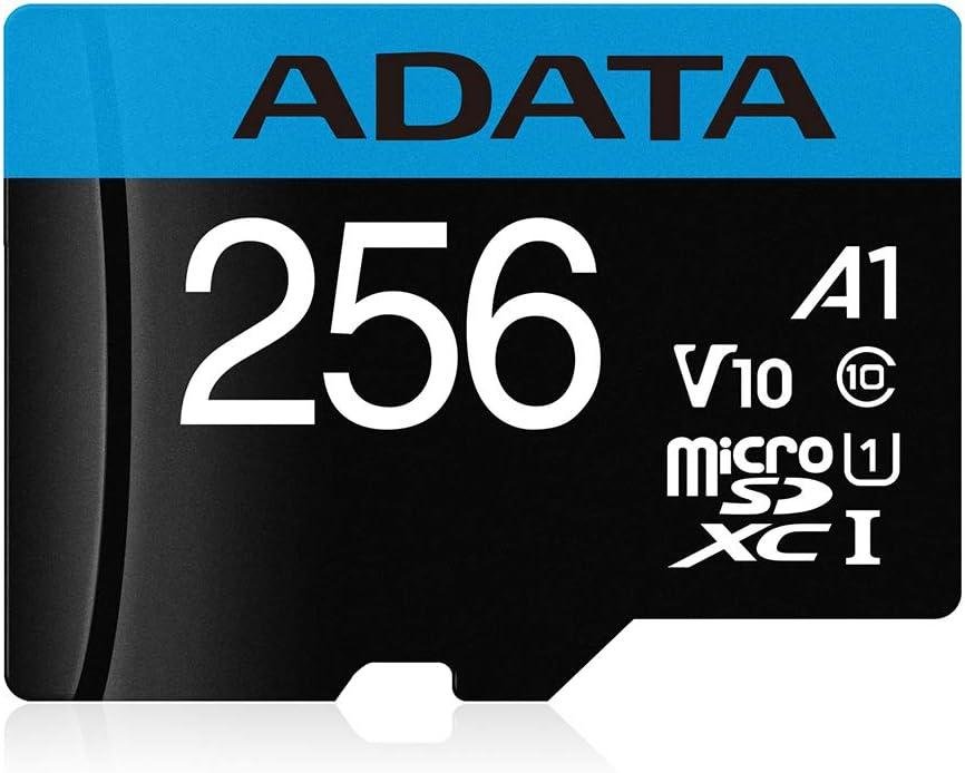 Sd Microsd Card 256gb Adata Sdxc M A Computer Zubehör