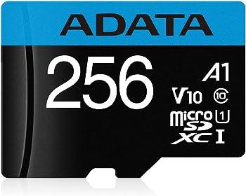 ADATA Premier 256GB UHS-I / Class 10 MicroSDHC Memory
