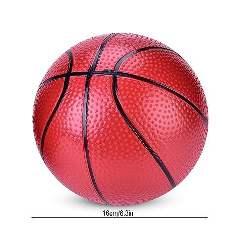 Qii lu 2Pcs Mini Kids Basketball, ChildrenTraining Pelota de ...