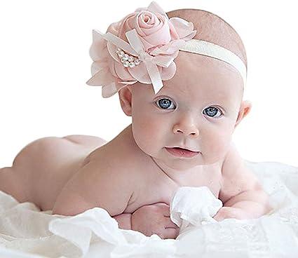 Tonsee/® Rhinestone Headband Hairband Baby Girls Flowers Headbands Hair Accessories