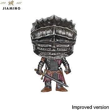 Jiaming Juegos: Dark Souls - Caballero Rojo de PVC Figura Regalo Modelo - Alta 4 Pulgadas: Amazon.es: Juguetes y juegos