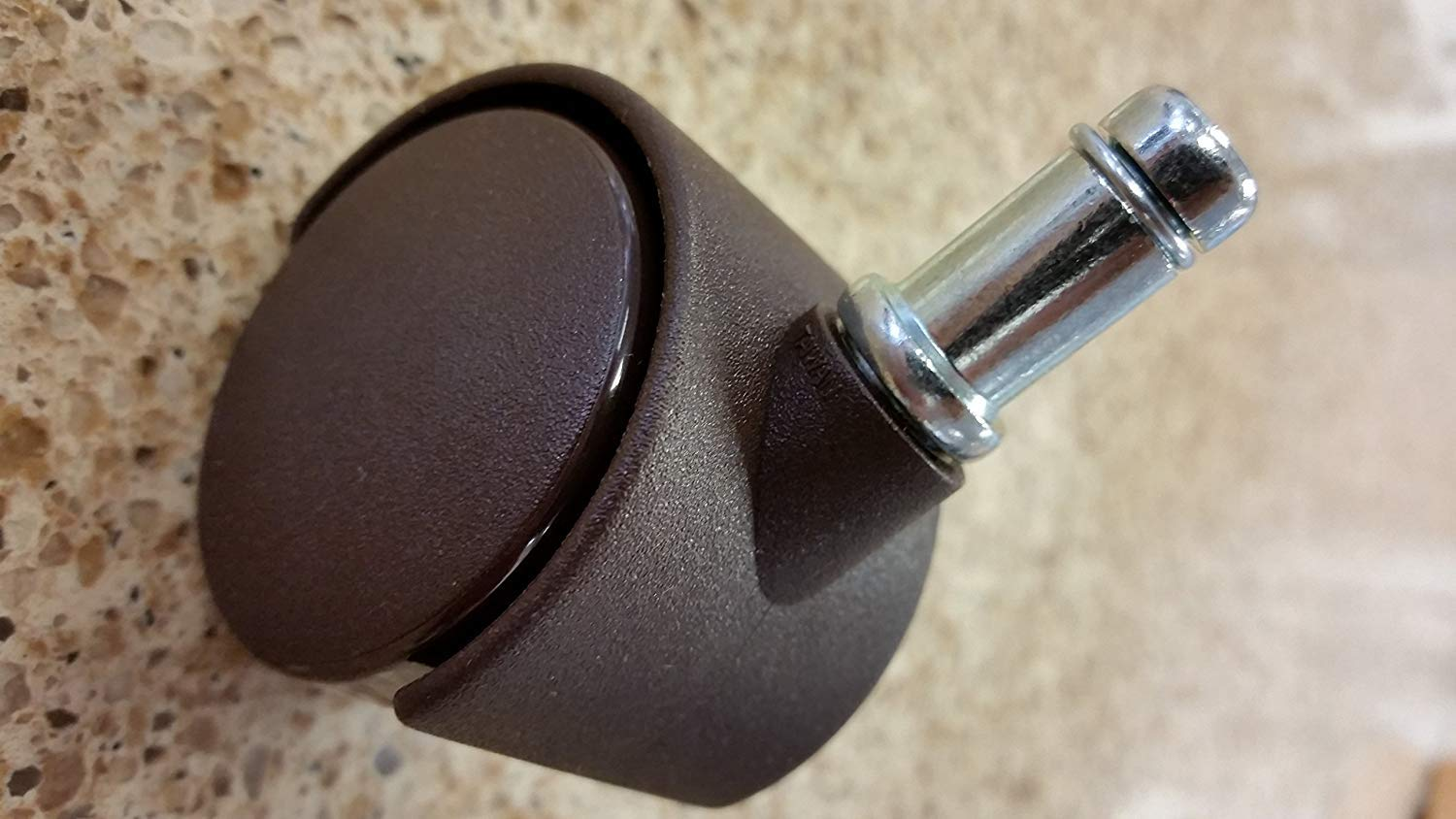 Chromcraft Casters in Brown (Set of 16) by Caster Chair Company (Image #8)