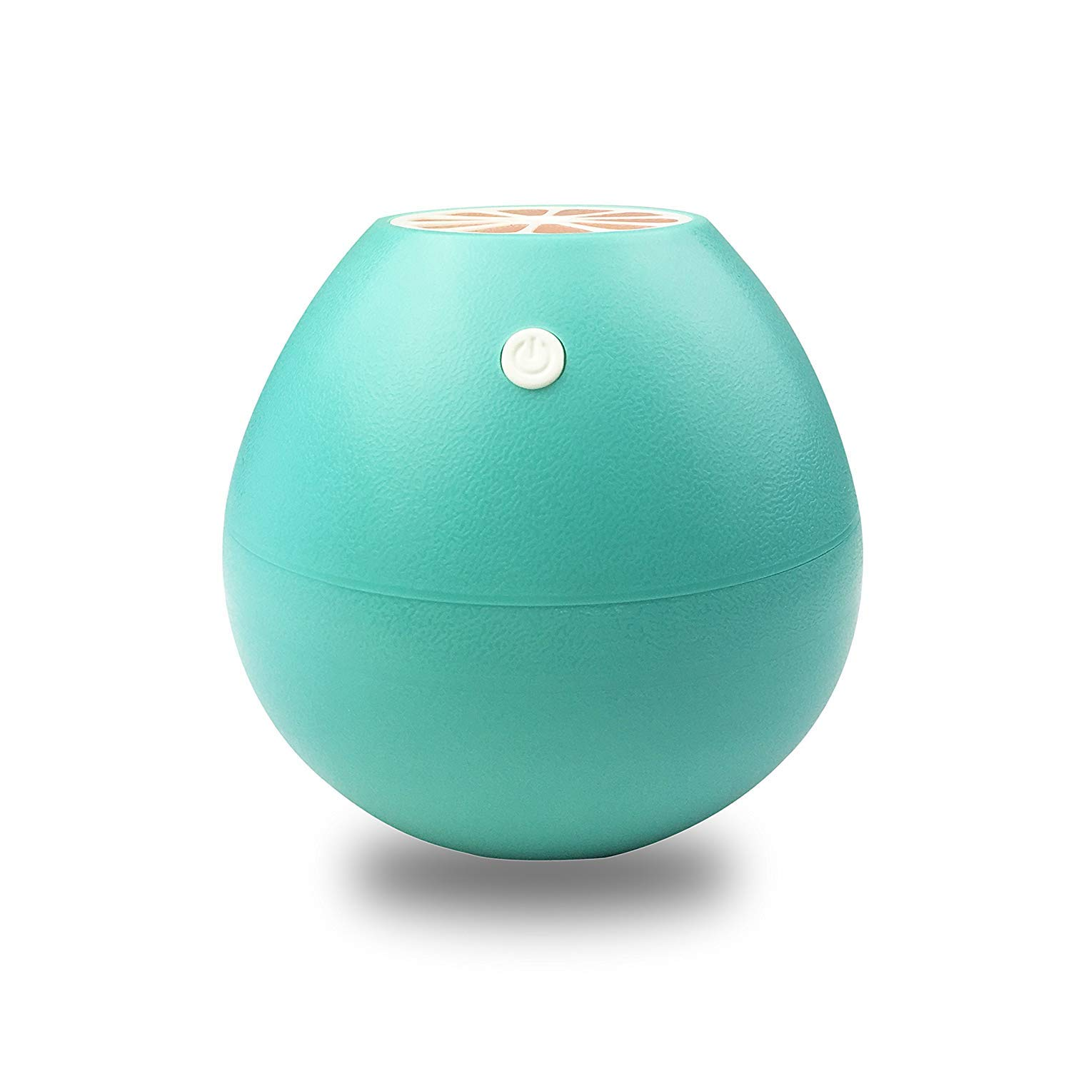 Duperym Mini Cool Mist Humidifier Desk Travel Portable for Car, Home, Office, with Whisper Quiet USB Operation Featuring Comforting Night Light and Automatic Shut-Off