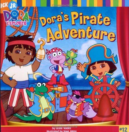Spotlight Pirate Costume (Dora's Pirate Adventure (Dora the Explorer)