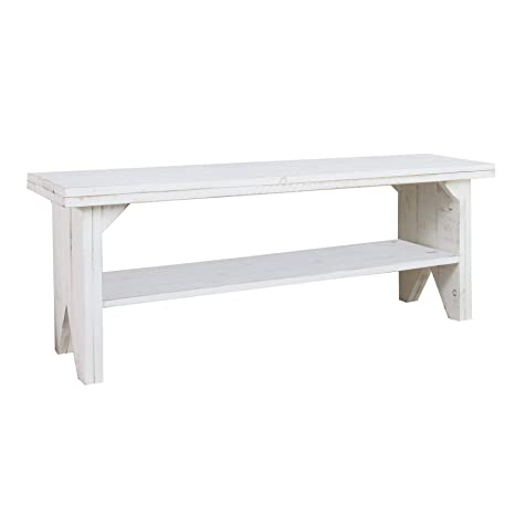 BANAK IMPORTA Nordic - Mueble Auxiliar (Madera, 120 x 40 x ...